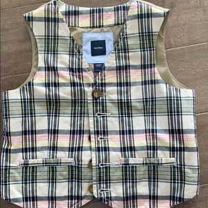 Perfect for Easter! Boys vest
